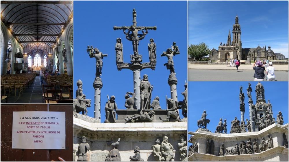 photoblog image The religious heritage of Brittany: the Calvaries