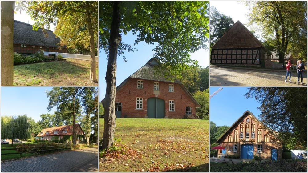 photoblog image The once old farmer village Worpswede