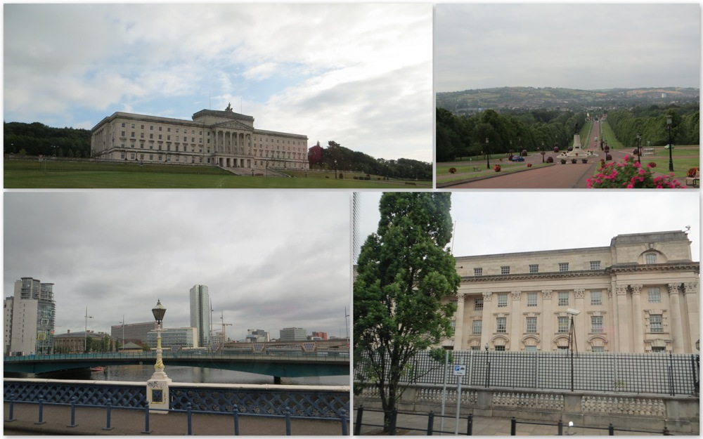 photoblog image Parliament building in Belfast ...
